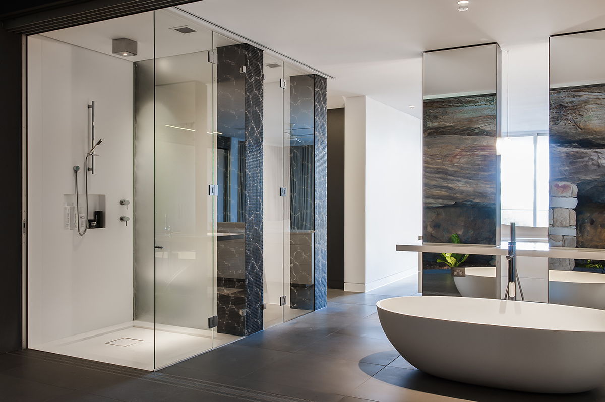 zen master bath design - New Modern Bathroom Designs