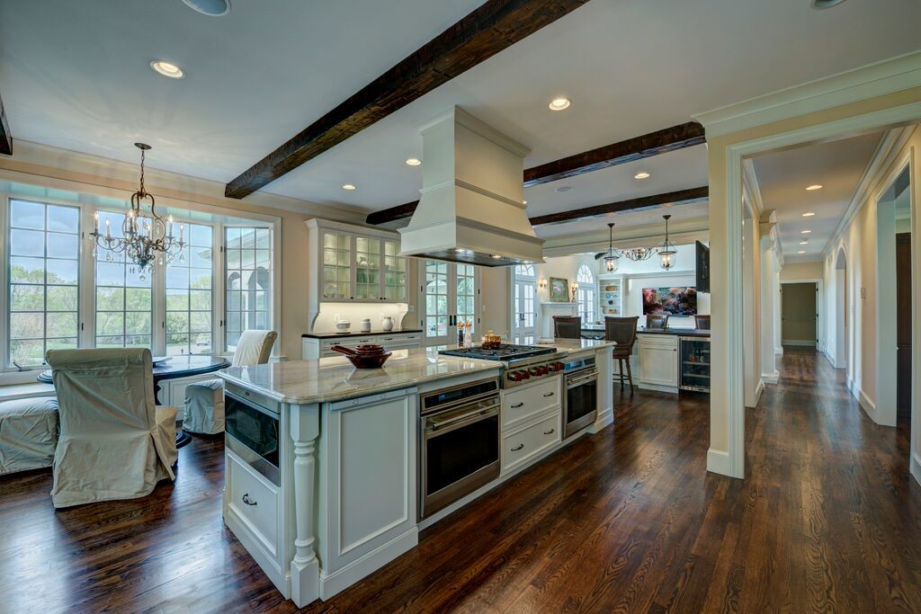 Kitchen Remodel Northern Virginia Exterior Prepossessing Whole House Renovation  French Country Home  Commonwealth Home . Design Ideas